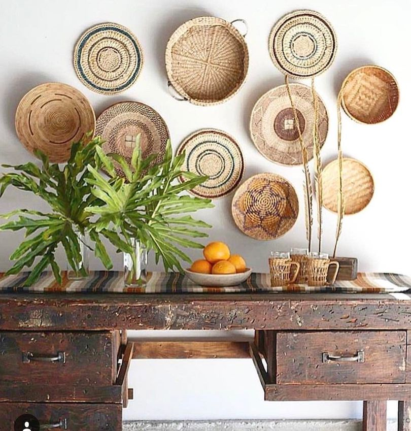 Create a Basket Wall