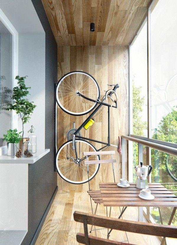 Clever bike storage ideas