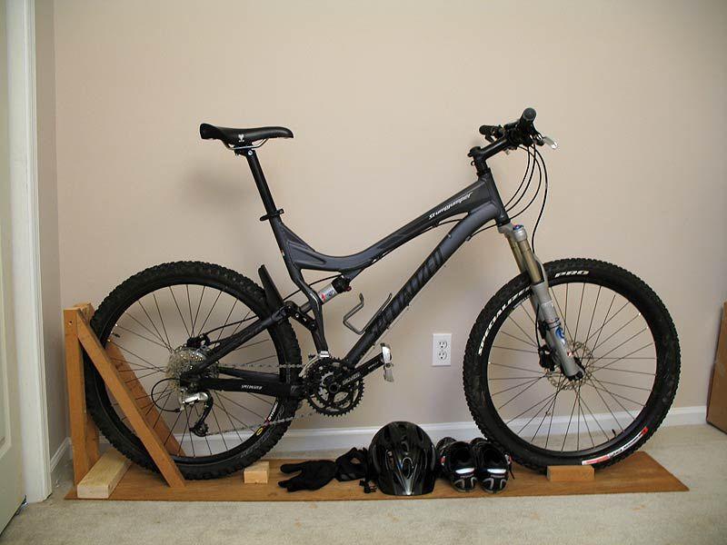 chic bike stand
