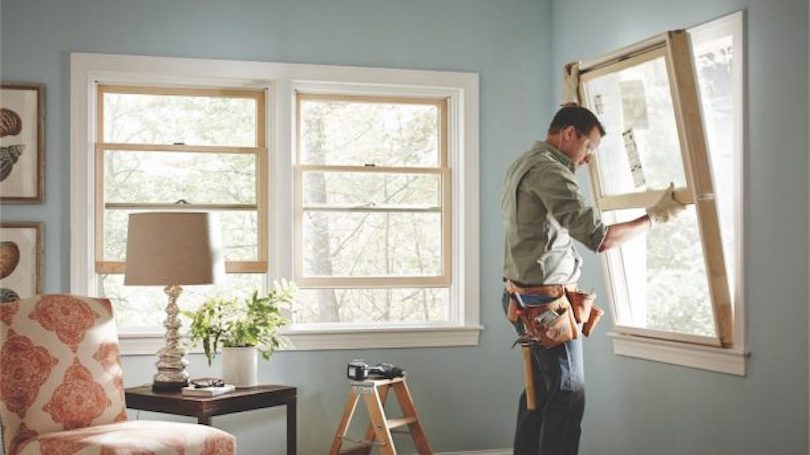 Replace windows of your home