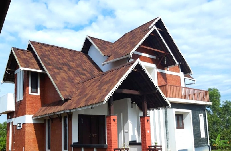 Upgrade the roof shingles