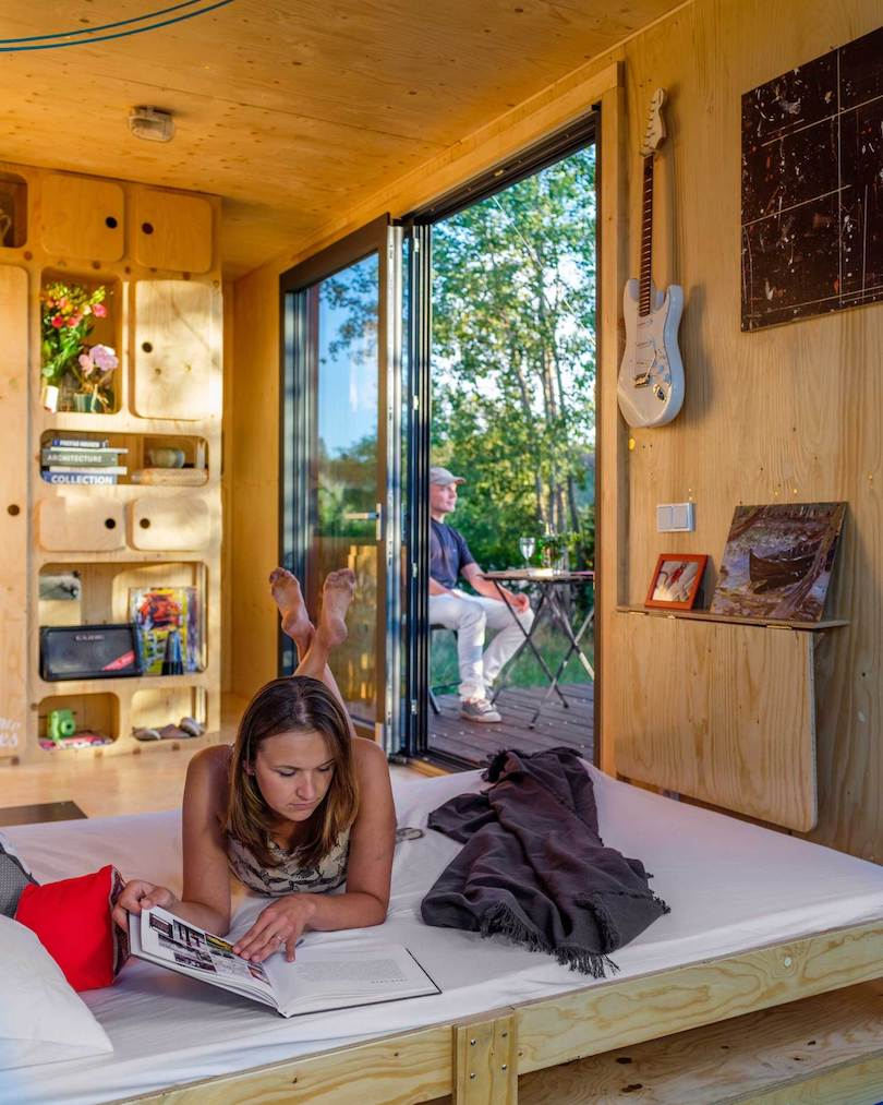 Shipping Container converted to Tiny House by Pin-Up Houses_5