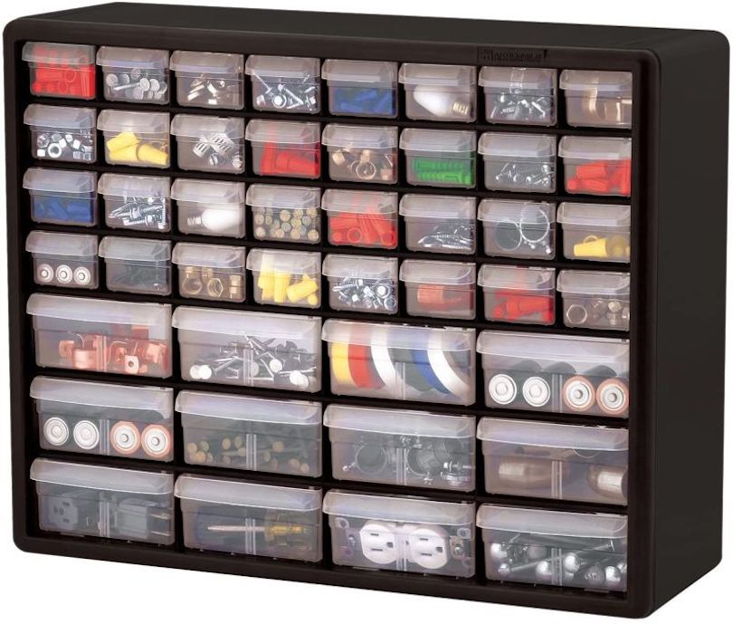 Hardware and Craft Cabinet