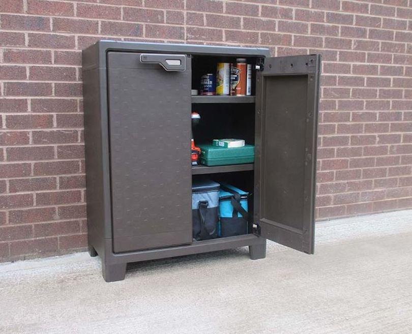 Heavy-Duty Cabinet For Modern Garage
