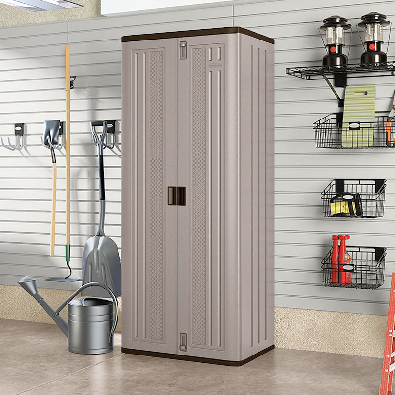 Tall Cabinet For Storage