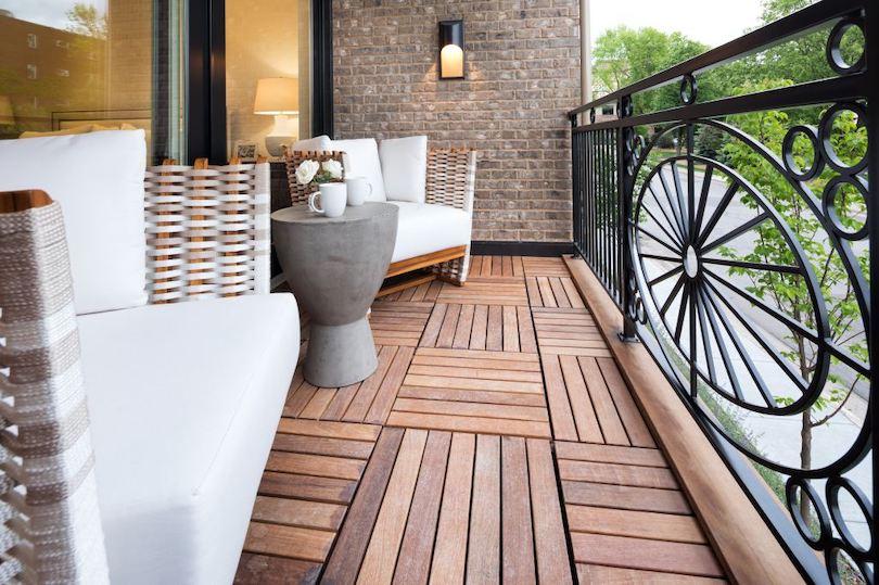 Add Concrete Furniture