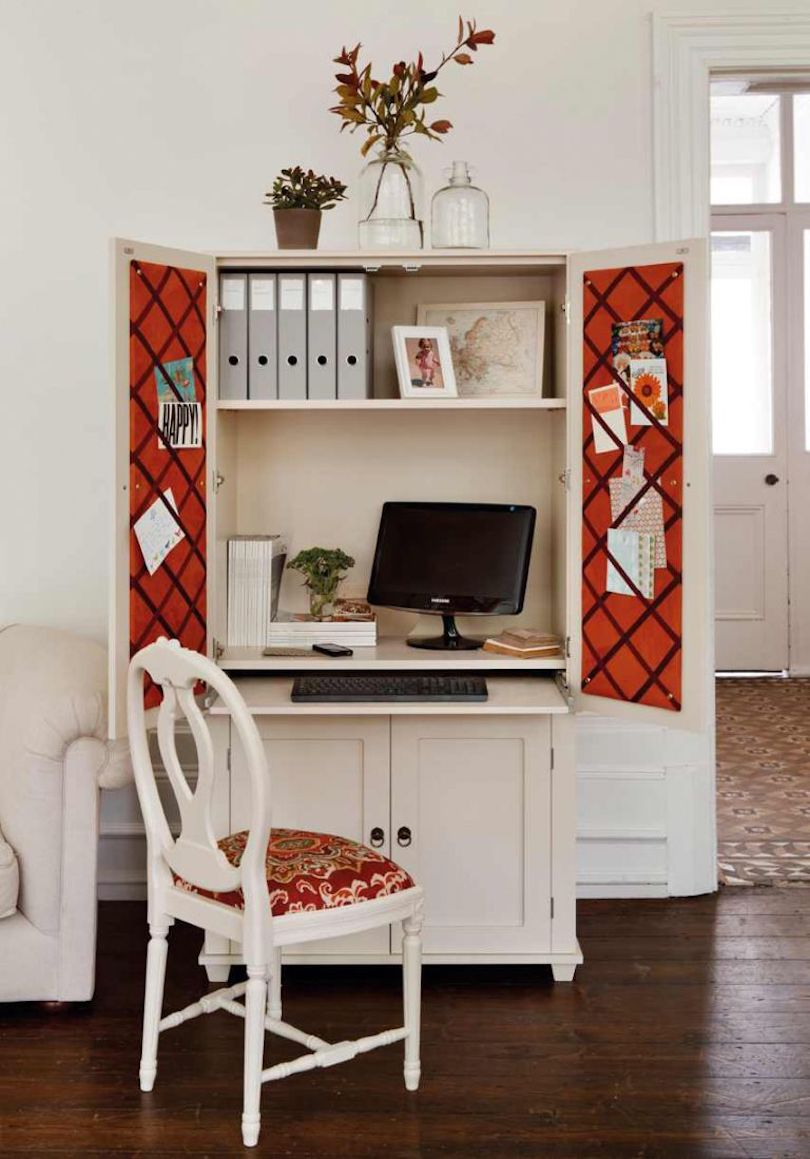 Choose Home Office Cabinet For Concealing Everything
