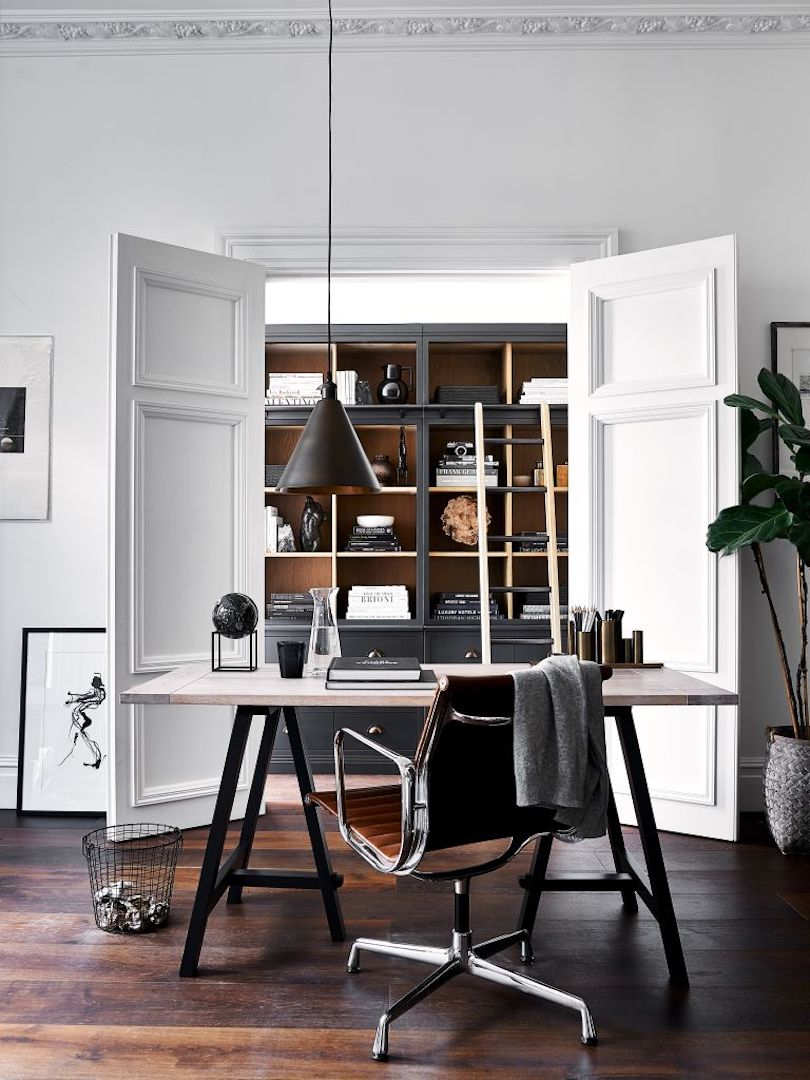 Create Walk-In Library