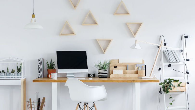 Surround Yourself With Plants and Functional Accessories