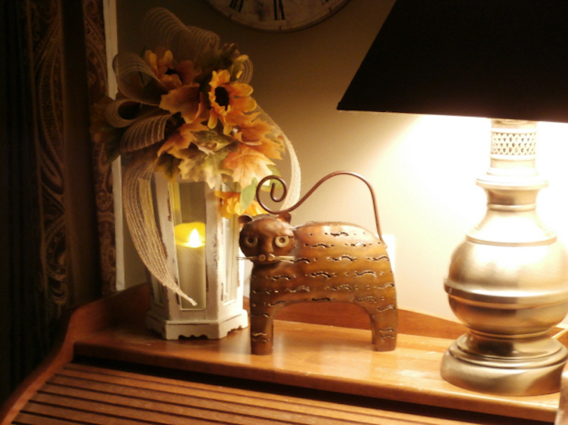 Blended With Home Decor - pep up home