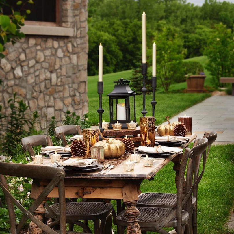 Centerpieces pep up home