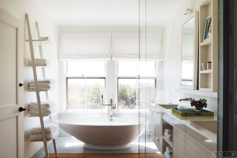 Think About Creative Storage For Small Bathrooms