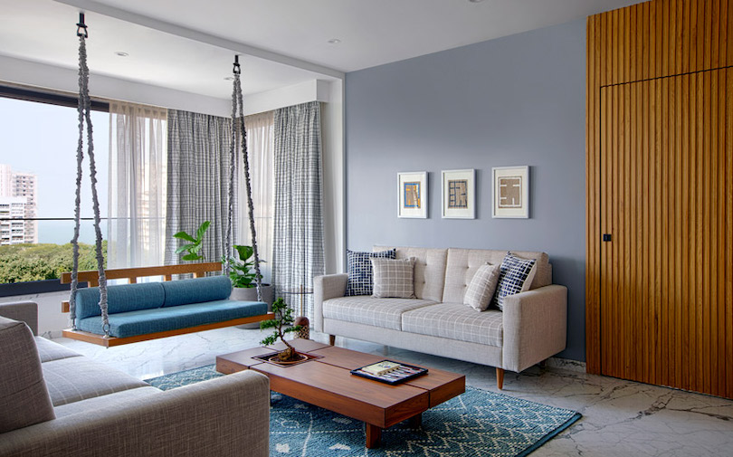 Family Room Design For Airy Gatherings
