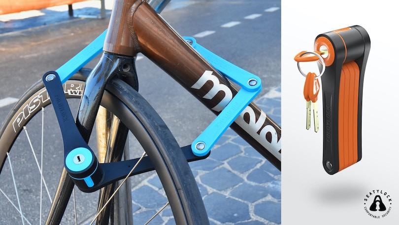 Seatylock FoldyLock Compact Folding Bike Lock