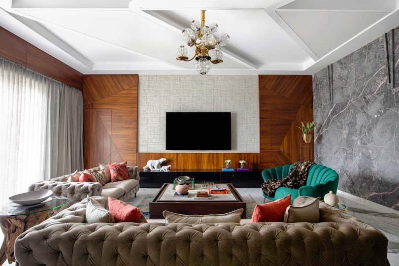 Family Room Design For Loud Laughs