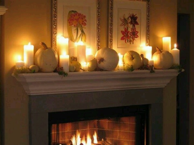 Mantels & Fireplaces - pep up home