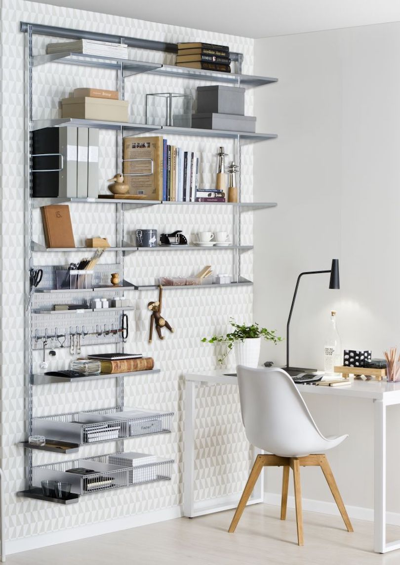 Select Modular Home Office Storage
