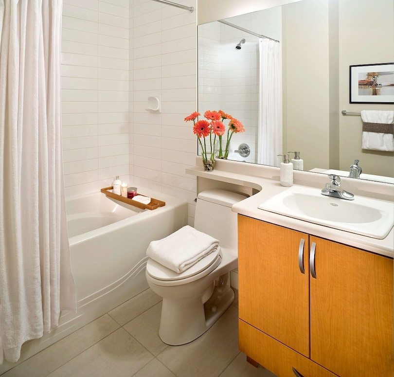 Consider Space You Need for a Half Bath
