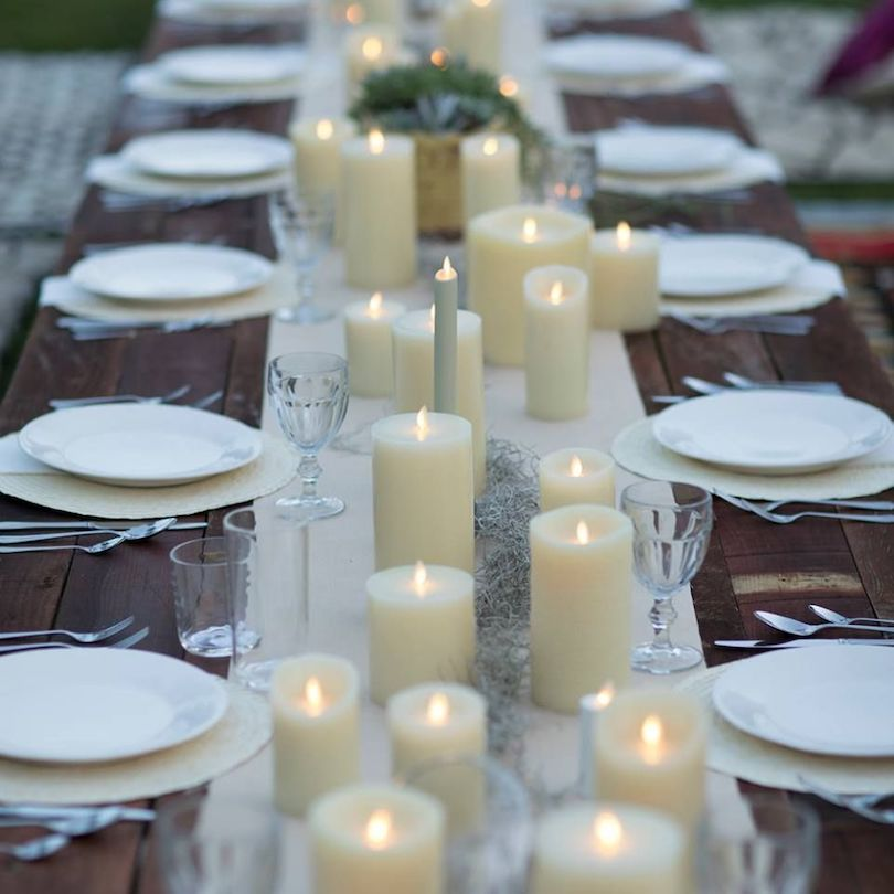 Tablescapes- pep up home
