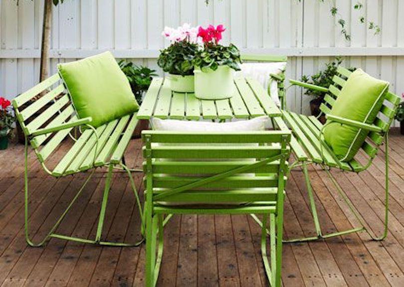 Beautiful Shade of Green