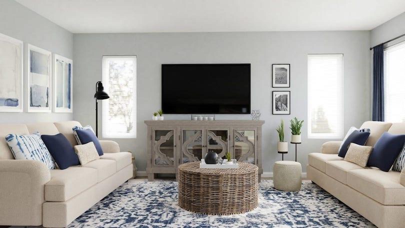 Neutral summer home decorating ideas 2021