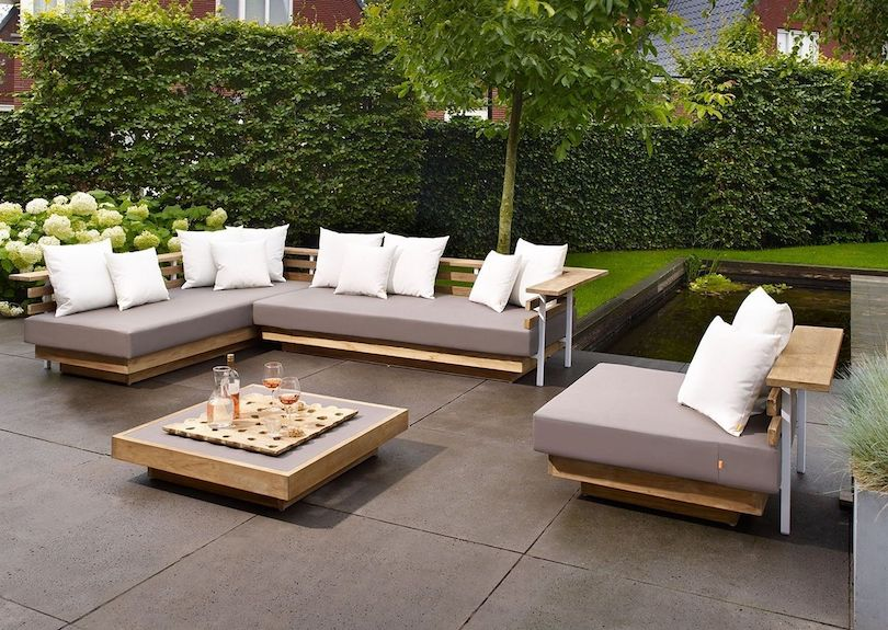 home decor ideas for outdoor garden