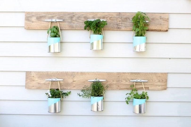 Wall Hanging Herb Garden