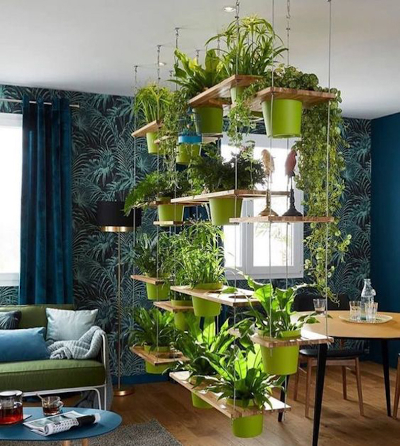 Plant-Lovers Partition