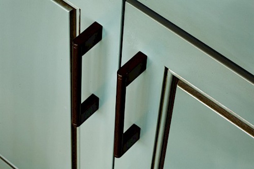 Princetonian Bar Pull Kitchen Cabinet Hardware Ideas
