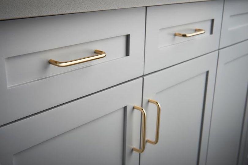 Wire Pulls Kitchen Cabinet Hardware Ideas