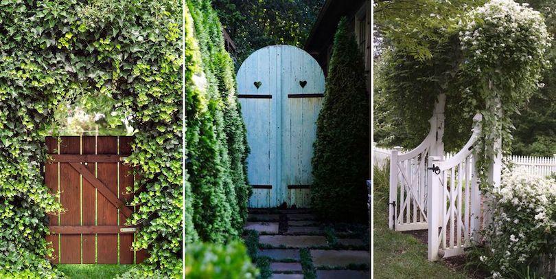 Unique Garden Decor Idea