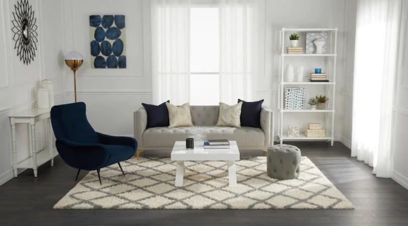 designing living room idea