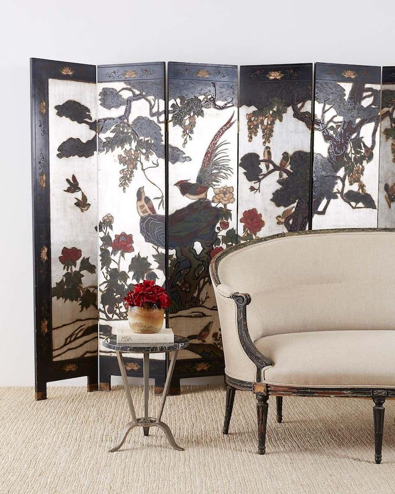Painted Room Divider Ideas