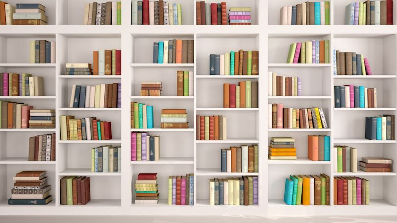 Stack Your Book Collection