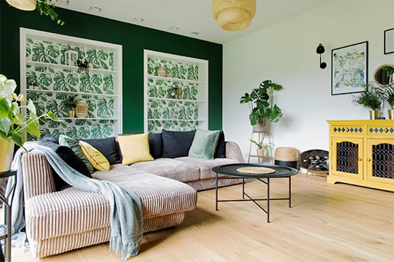 designing living room