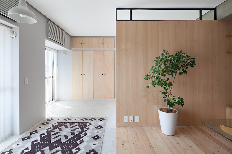 Modular Plywood Partition For Room Divider Ideas