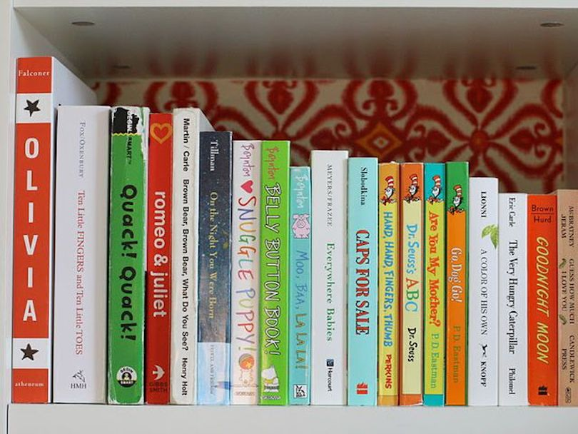 Organize Books by Height