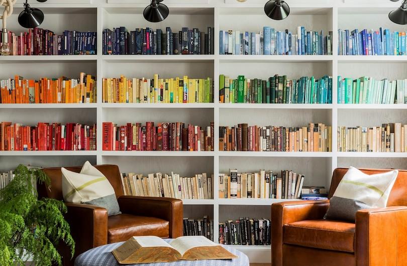 organize your book collection organize