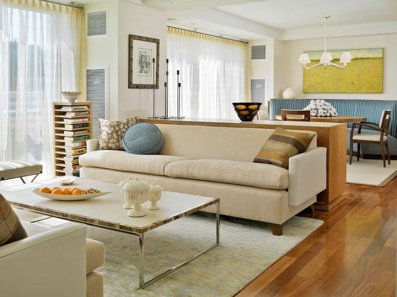 Keep Furniture Strategically