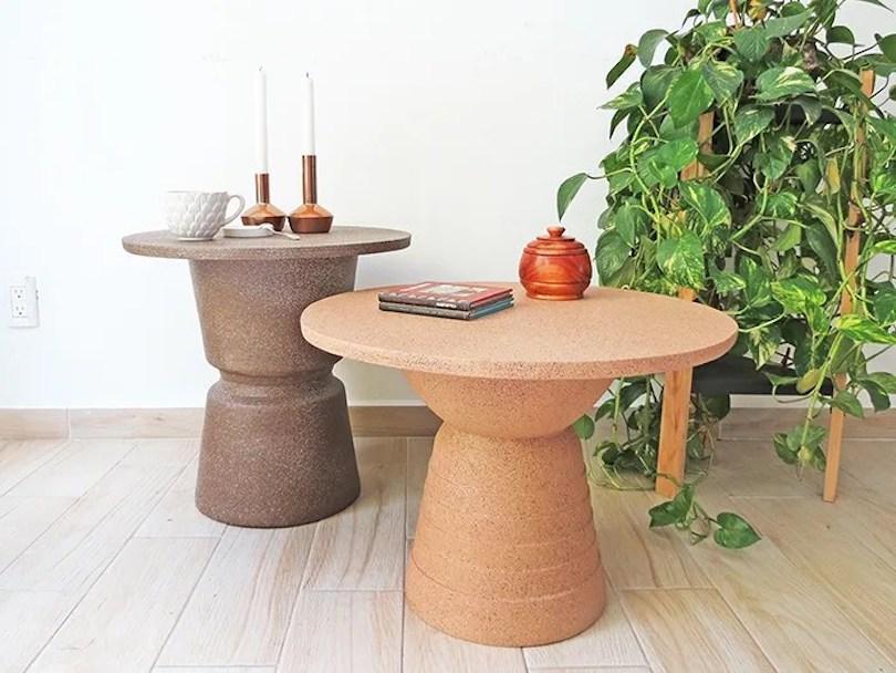 DIY Terracotta Pot as Side Table Ideas