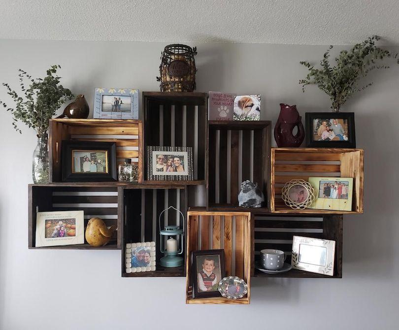 Wall Shelf Design Ideas