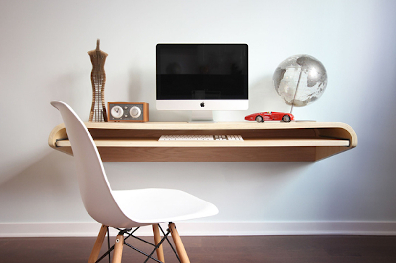 computer table ideas