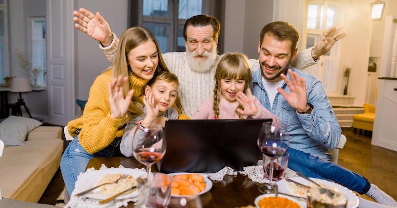 Celebrating Thanksgiving Day in 2021
