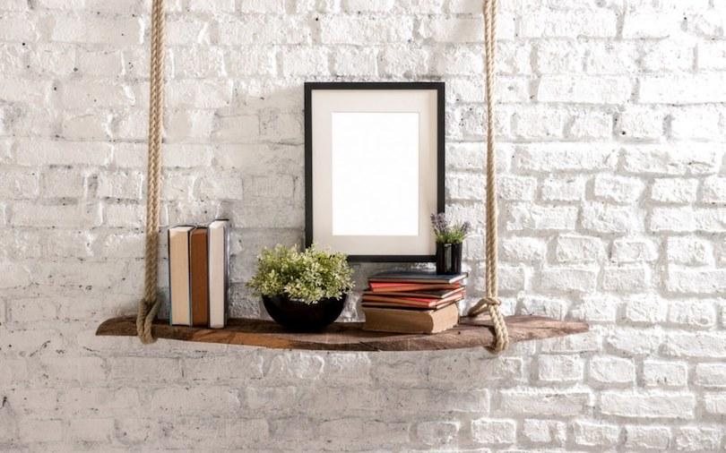 Hanging Bookshelf Designs