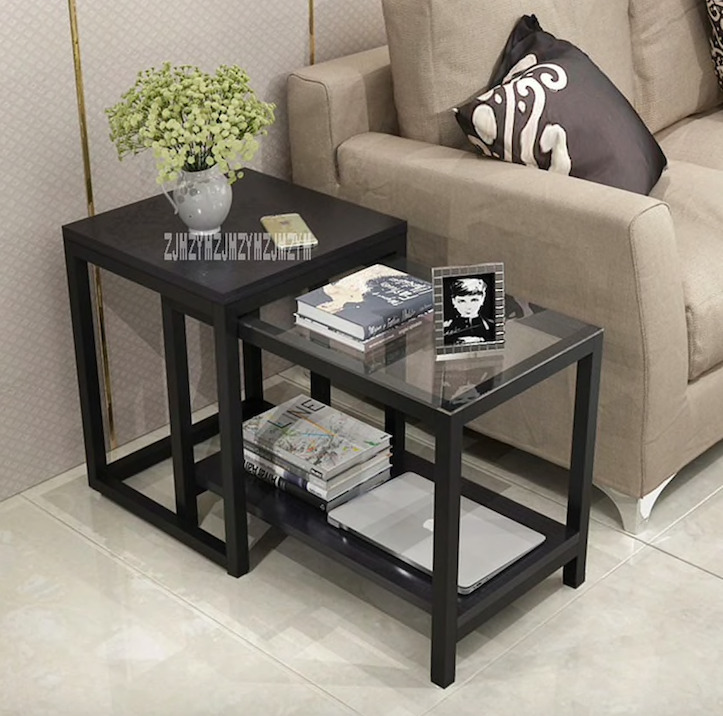 White Side Table Ideas