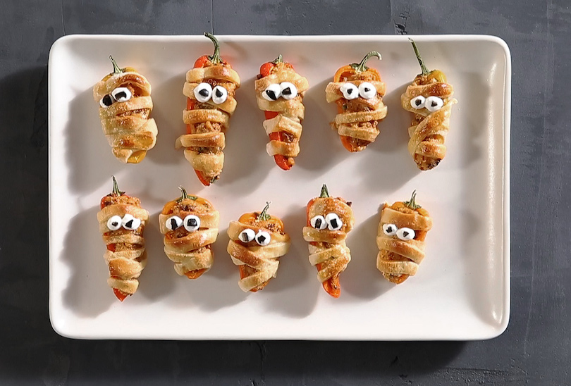 10 Halloween Potluck Ideas To Feed Your Guests