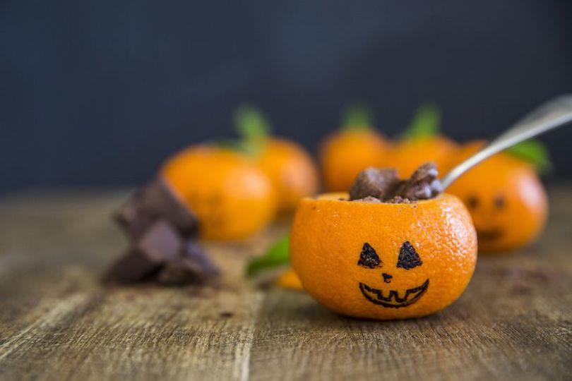15 Healthy Halloween Desserts